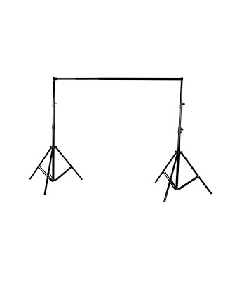 Backdrop Background Stand Kit (3.2x2.8m) for Studio