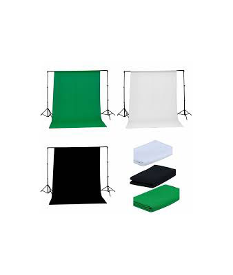 Photography Chromakey Backdrop 10x20 ft 3m x 6m  Background for Studio