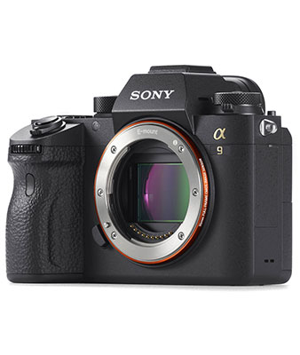 Sony Alpha a9 Mirrorless Digital SLR Camera