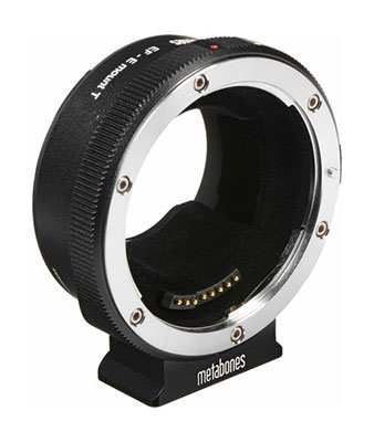 Metabones Canon EF/EF-S Lens to Sony E Mount T Smart Adapter Mark V