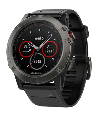 Garmin Fenix 5X Saphire Edition Smart GPS Watch