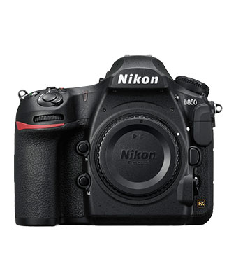 Nikon D850 Full Frame Digital SLR Camera