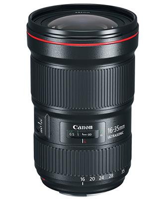 Canon EF 16-35mm f/2.8L III USM Lens