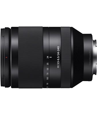 Sony FE 24-240mm f/3.5-6.3 OSS Lens