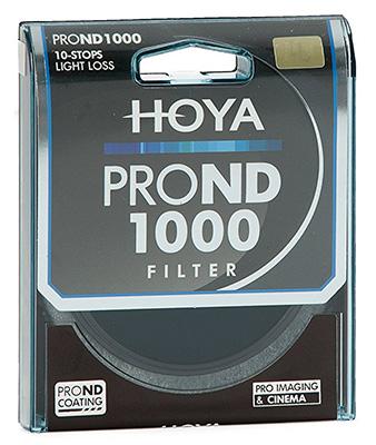 Hoya ProND1000 Filters