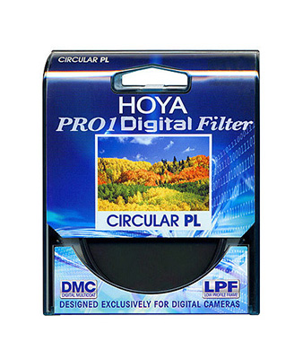 Hoya Circular Polarizing Pro 1Digital Multi-Coated Glass Filter