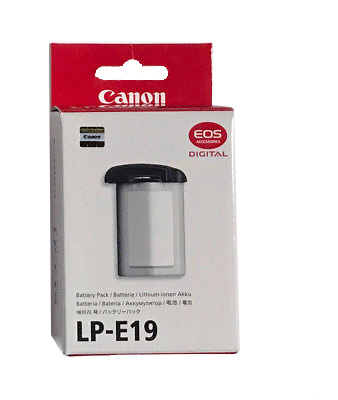 Canon LP-E19 Battery Pack (2750mAh)