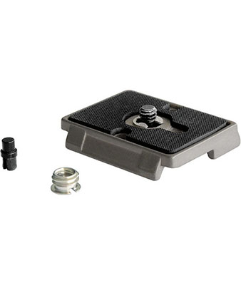 Manfrotto 200PL Quick Release Plate for Tripod Head