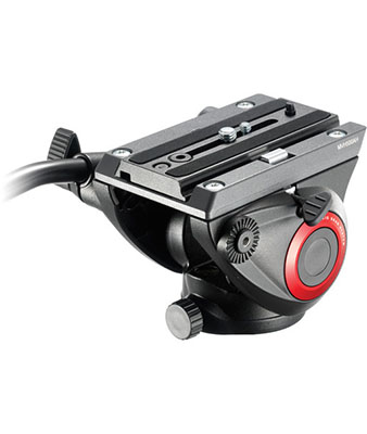 Manfrotto MVH500AH Fluid Video Head for Tripod/Slider