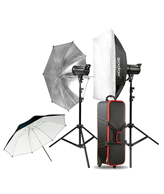 Godox Studio Light kit /DS300-E