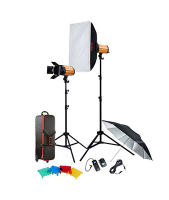 Godox Smart Studio Kit 300SDI-E-G