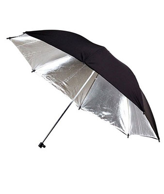 Two Layers Detached Reflector Umbrella 101cm for Studio