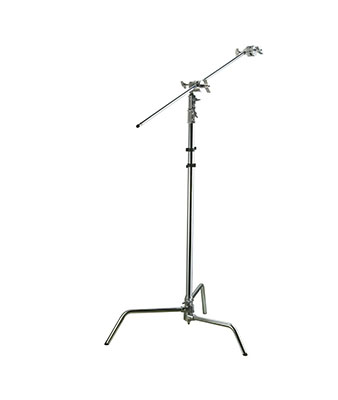 Phottix Professional Light C-Stand and Boom for Studio