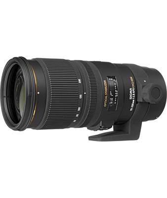 Sigma 70-200mm f/2.8 EX DG APO OS HSM