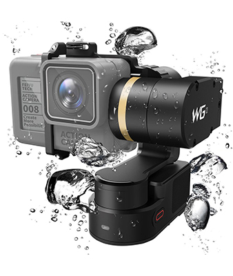 FeiyuTech WG2 Wearable/Mountable Gimbal for GoPro