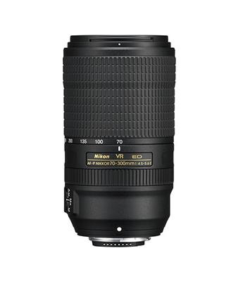 Nikon AF-P NIKKOR 70-300mm f4.5-5.6E ED VR Lens