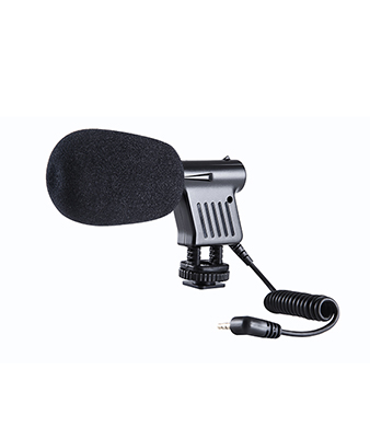 Boya BY-VM01 Shotgun microphone