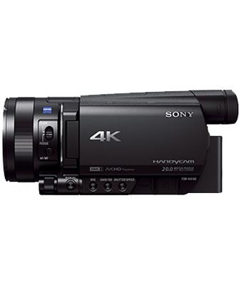 Sony AX100 4K Expert Handycam