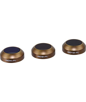 Polar Pro Cinema Series Vivid Collection 3-Filter Pack for DJI Mavic Pro
