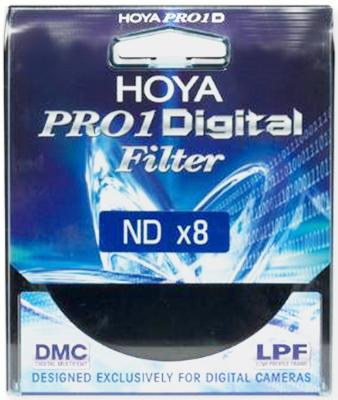 Hoya PRO1D ND8 Lens Filter
