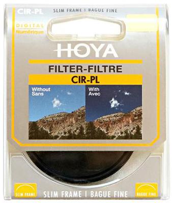 Hoya Circular Polarizer Filter