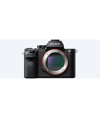 Sony α7R II with back-illuminated full-frame image sensor
