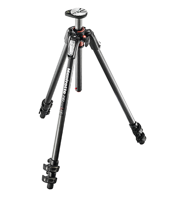 Manfrotto MT190CXPRO3 Carbon Fiber Tripod