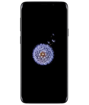Samsung Galaxy S9 64GB Smartphone (Midnight Black)