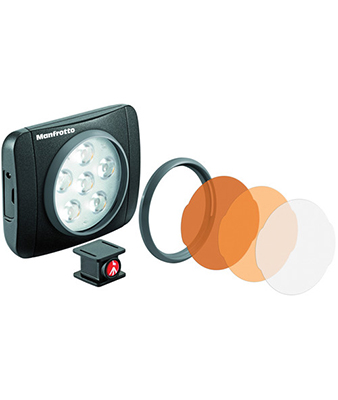 Manfrotto Lumimuse 6 On-Camera LED Light