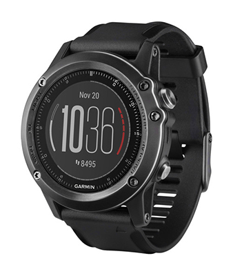 Garmin fenix 3 HR Multi-Sport Training GPS Watch