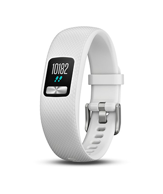 Garmin vivofit 4 Activity Tracker (White)
