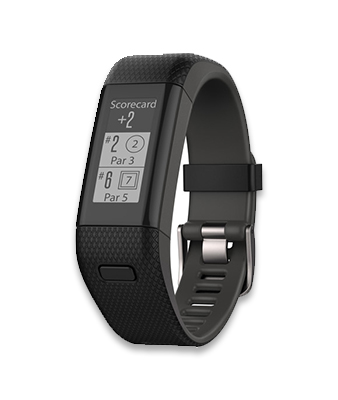 Garmin Approach X40 Golf and Activity Tracker (BlackGray Band)