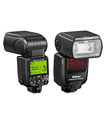 Nikon Speedlight SB5000 Flash