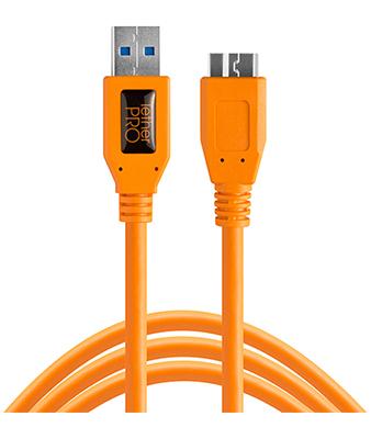 TetherPro USB 3.0 to Micro-B