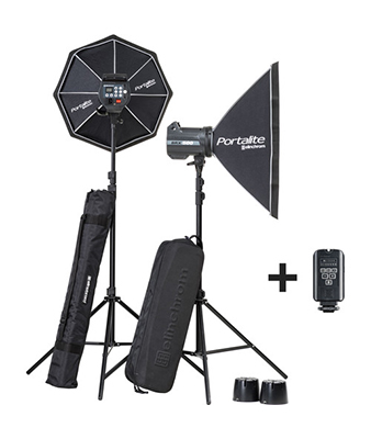 Elinchrom BRX 500/500 Softbox To Go Kit