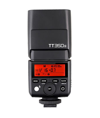 Godox TT350 Mini Thinklite TTL Flash