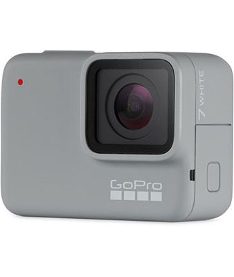 GoPro HERO7 White Edition